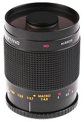 Samyang 500mm f/8 MC IF Mirror