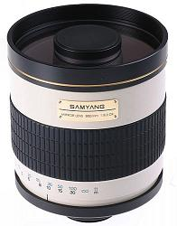 Samyang 800mm f/8 MC IF Mirror