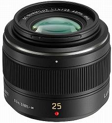 Panasonic 25mm f/1.4 ASPH Leica DG Summilux