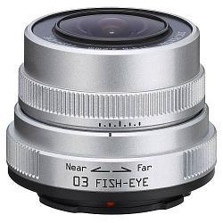 Pentax Q-03 Fish-Eye 3.2mm F5.6