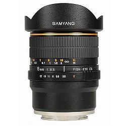 Samyang 8mm f/3.5 Fish-eye CS VG10