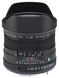 Pentax FA 31mm f/1.8 AL Limited