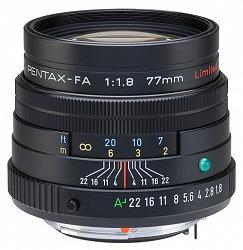 Pentax FA 77mm f/1.8 Limited
