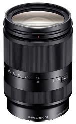 Sony E 18-200mm f/3.5-6.3 OSS LE SEL18200LE