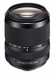 Sony DT 18-135mm f/3.5-5.6 SAM SAL18135