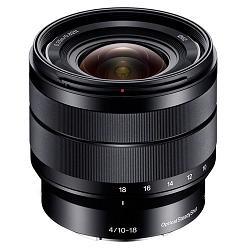 Sony E 10-18mm f/4 SEL1018