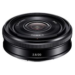 Sony E 20mm f/2.8 SEL20F28