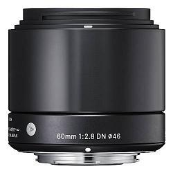 Sigma 60mm F2.8 EX DN (Art)