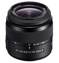 Sony DT 18-55mm f/3.5-5.6 SAM II SAL18552