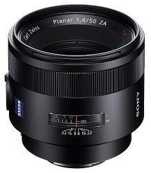 Sony 50mm f/1.4 ZA SSM Carl Zeiss Planar T* SAL50F14Z