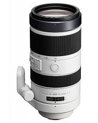 Sony 70-400mm f/4-5.6 G SSM II SAL70400G2