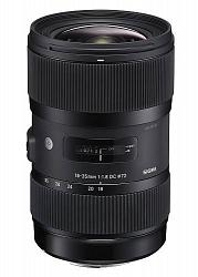 Sigma 18-35mm F1.8 DC HSM (Art)