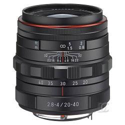 Pentax HD DA 20-40mm f/2.8-4 ED Limited DC WR