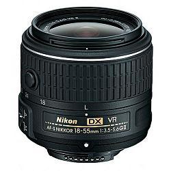 Nikon 18-55mm f/3.5-5.6G VR II AF-S DX Nikkor