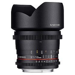 Samyang 10mm t/3.1 V-DSLR ED AS NCS CS