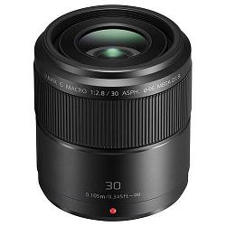 Panasonic Lumix G 30mm f/2.8 Macro ASPH Mega OIS