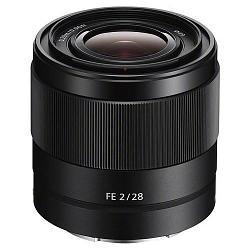 Sony FE 28mm f/2 SEL28F20