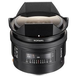 Sony 16mm f/2.8 Fisheye SAL16F28
