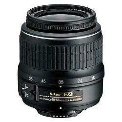 Nikon 18-55mm f/3.5-5.6G ED II AF-S DX Zoom-Nikkor