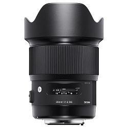 Sigma 20mm F1.4 DG HSM (Art)