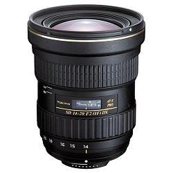 Tokina AF 14-20mm F2 AT-X Pro DX