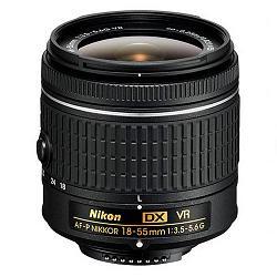 Nikon 18-55mm f/3.5-5.6G VR AF-P DX Nikkor