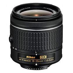 Nikon 18-55mm f/3.5-5.6G AF-P DX Nikkor