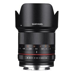 Samyang 21mm f/1.4 ED AS UMC CS