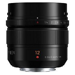 Panasonic 12mm f/1.4 ASPH Leica DG Summilux