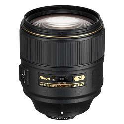 Nikon 105mm f/1.4E ED AF-S Nikkor