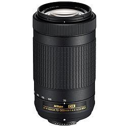 Nikon 70-300mm f/4.5-6.3G ED AF-P DX Nikkor