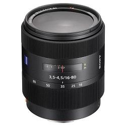 Sony DT 16-80mm f/3.5-4.5 Carl Zeiss Vario-Sonnar T* SAL1680Z