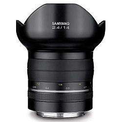 Samyang XP 14mm f/2.4