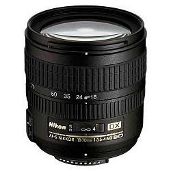 Nikon 18-70mm f/3.5-4.5G ED-IF AF-S DX Zoom-Nikkor