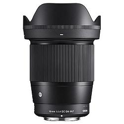 Sigma 16mm F1.4 DC DN (Contemporary)