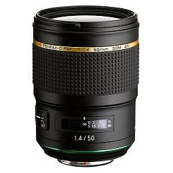 Pentax HD D FA* 50mm f/1.4 SDM AW