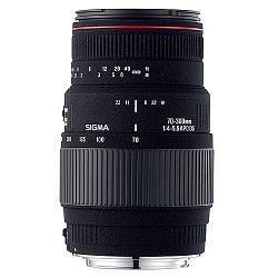 Sigma 70-300mm F4-5.6 APO DG Macro