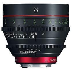 Canon CN-E 20mm T1.5 L F