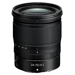 Nikon 24-70mm f/4 S Nikkor-Z