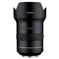 Samyang XP 35mm f/1.2